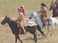 Medicine Lodge Peace Treaty Pageant