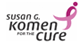 Susan G.Komen For the Cure